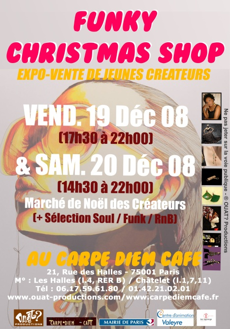 Funcky Christmas Shop